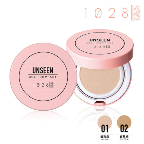 1028 Visual Therapy Unseen Mesh Compact Pressed Face Powder