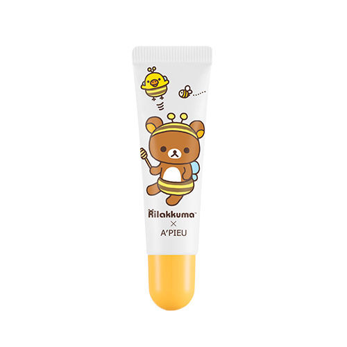 A'PIEU Rilakkuma Honey & Milk Lip Scrub