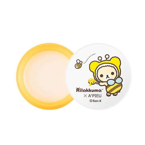 A'PIEU Rilakkuma Honey & Milk Lip Sleeping Pack
