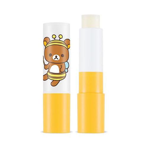 A'PIEU Rilakkuma Honey & Milk Lip Lip Balm