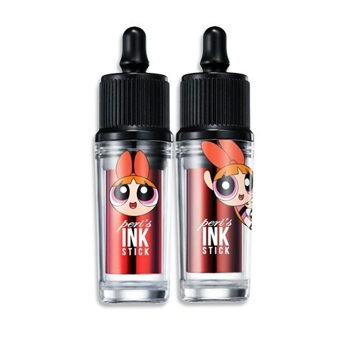 peripera Peri's Ink Stick Moist Powerpuff Girls