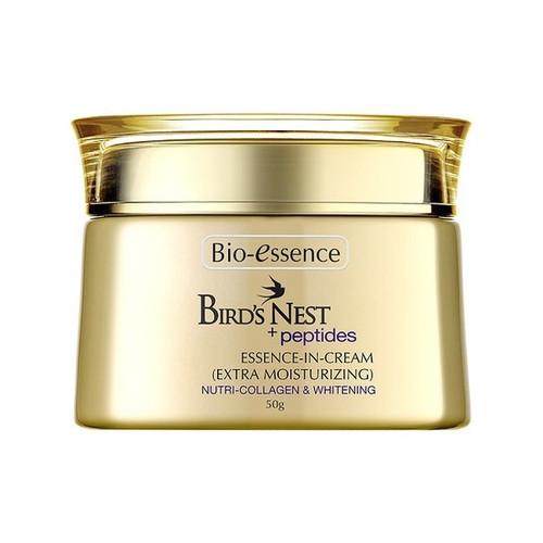 Bio-Essence Bird's Nest + Peptides Essence-In-Cream