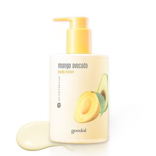 goodal Mango Avocado Body Lotion
