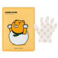 THE FACE SHOP Kakao Friends Holiday Rich Hand V Special Care Hand Mask