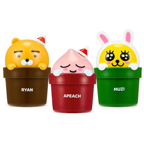 THE FACE SHOP Kakao Friends Holiday Character Hand Cream