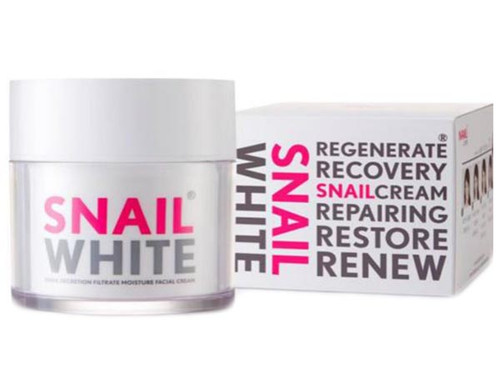 SNAIL WHITE Regenerate Recovery Snail Cream