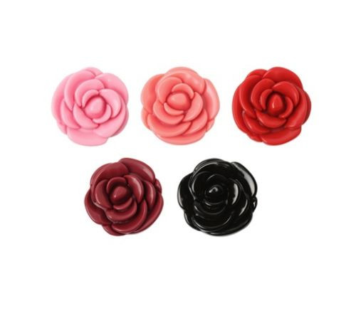 3CE 3 Concept Eyes Cute Mini Rose Pot Lip Balm