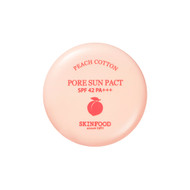SKINFOOD Peach Cotton Pore Sun Pact