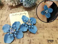 Romantic Flower Earring