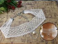 Lady Lace Necklace