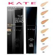 Kanebo Japan Kate Secret Skin Maker The Base Zero Liquid Foundation