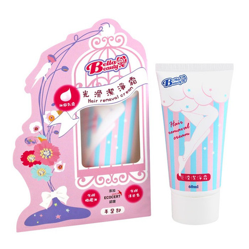 BellaBeauty Hair Removal Cream