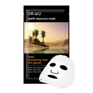 DR.WU Earth Recource Series Deep Rehydrating Mask With Glycoin