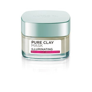 L'OREAL PARIS Pure Clay Mask Illuminating