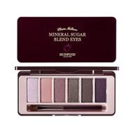 SKINFOOD NEW Mineral Sugar Blend Eyes 07.Plum Mellow