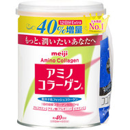 Meiji Japan Amino Collagen Powder Supplement For Skin Care 284g 40 Days