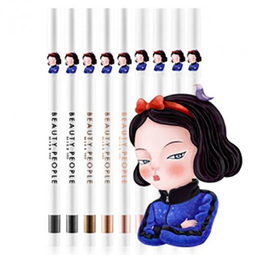 BEAUTY PEOPLE Miss 100 Auto Super Gel Pencil Eyeliner