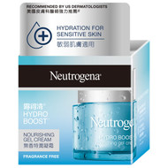 Neutrogena Hydro Boost Nourishing Gel Cream