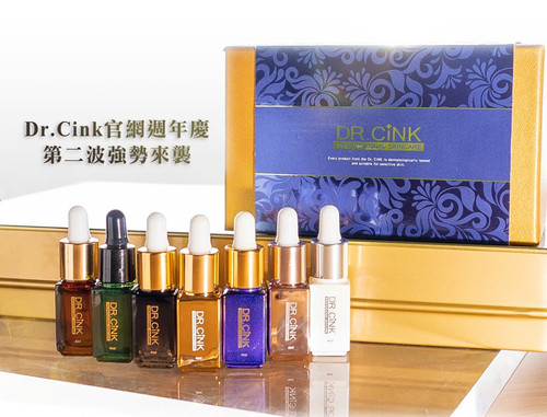 DR. CINK Classic 7 Pieces Gift Set
