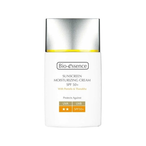 Bio-Essence Sunscreen Moisturizing Cream SPF 50+