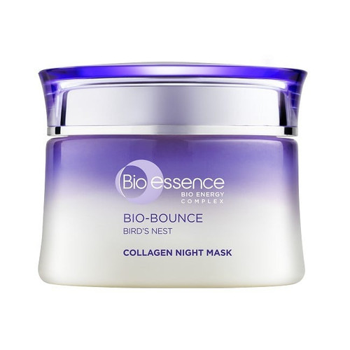 Bio-Essence Bio-Bounce Bird's Nest Collagen Night Mask