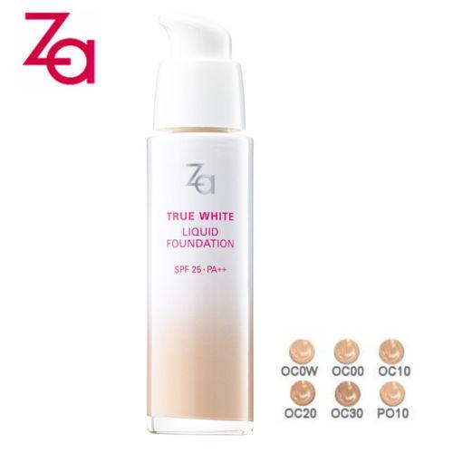 Za True White EX Liquid Foundation