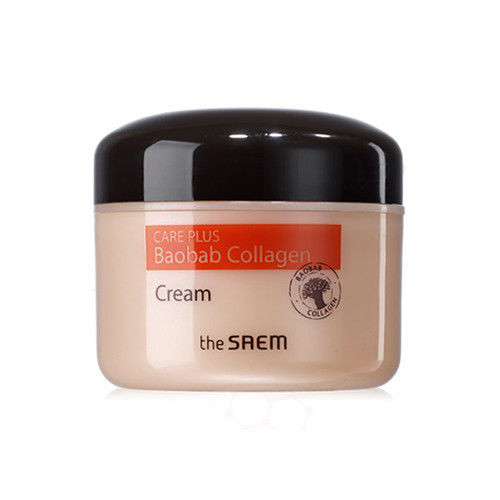 the SAEM Care Plus Baobab Collagen Cream