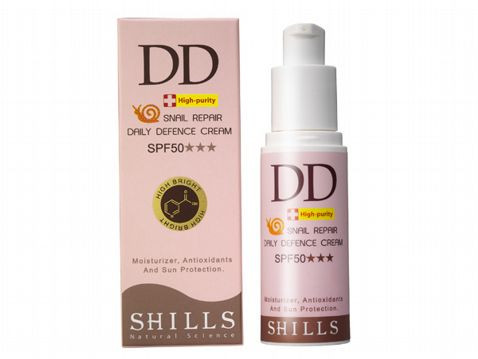 SHILLS DD Snail Repair Daily Defence Cream