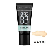 MAYBELLINE Super BB Moist Matte Cream