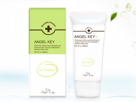 Angel key Melasleep Whitening Exfoliating Gel
