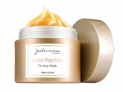Jealousness Gold Peptide Firming Facial Mask