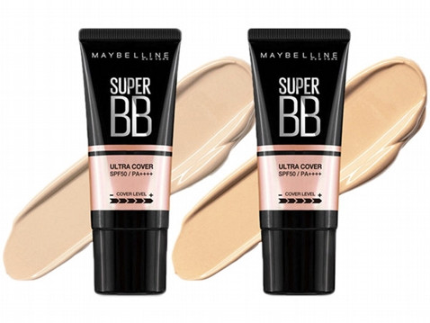 MAYBELLINE Super BB Pure Mineral Cream Ultra Cover