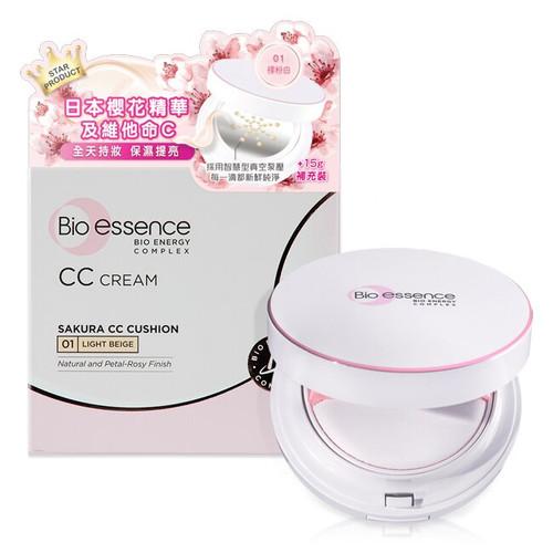 Bio-Essence CC Cream Sakura CC Cushion