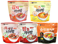 Doori Doori Instant Ramen Noodle with Rice ( Pick 2 flavor )
