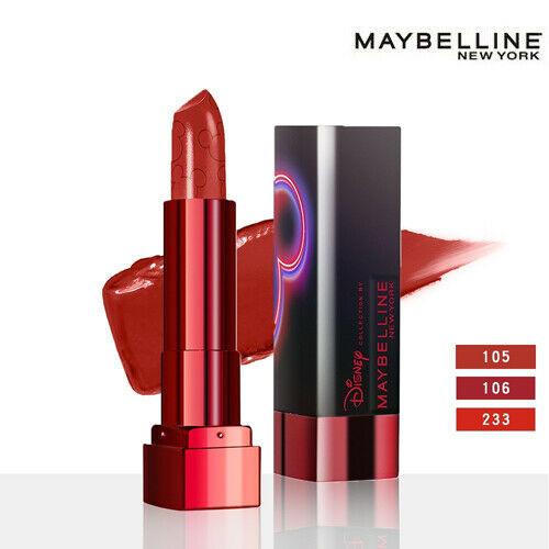 MAYBELLINE x DISNEY Mickey Color Sensational Sculpted Mickey Lipstick