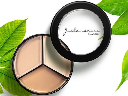 Jealousness Advanced Corrective Concealer Palette EX (Tea Tree)