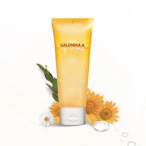 APRIL SKIN Real Calendula Peel Off Pack
