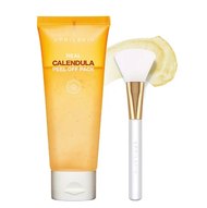 APRIL SKIN Real Calendula Peel Off Mask Brush