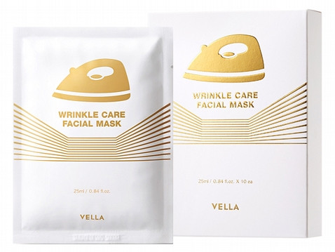 VELLA Wrinkle Care Facial Mask