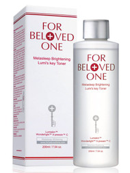 For Beloved One Melasleep Brightening Lumi's Key Toner