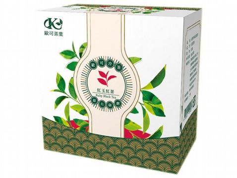 OK TEA Ruby Black Tea
