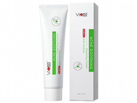 Swissvita VitaBtech Acne Soothing Cleansing Cream