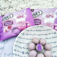 Nougat Taiwanese Taro Milk QQ Ball Candy 4 Packs
