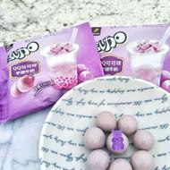 Nougat Taiwanese Taro Milk QQ Ball Candy 4 Packs