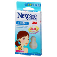 3M Nexcare Acne Dressing Pimple Stickers Patch Ultra Thin 30PCS