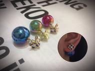 Shinny Studs Earrings