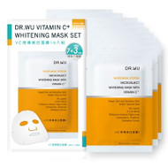 DR.WU Microinject Whitening Mask with Vitamin C+ 10pcs
