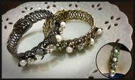 Pearl Braided Bracelet