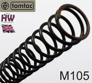 AIRSOFT TOMTAC M105 SPRING HIGH QUALITY STEEL LINEAR UK ULTIMATE UPGRADE