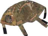 AIRSOFT MICH 2002 HELMET COVER MC MTP CRYE MULTICAM WOODLAND  UK